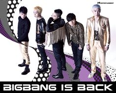 Dont miss Big Bang Is Back Special HD Wallpaper HD Wallpaper. Get all of BIGBANG Exclusive dekstop background collections.