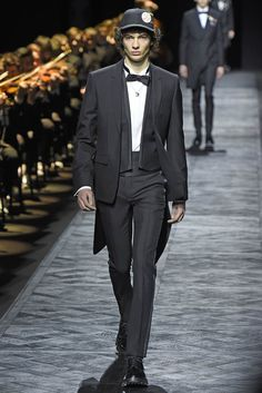 LOOK | 2015-16 FW PARIS MEN'S COLLECTION | DIOR HOMME | COLLECTION | WWD JAPAN.COM