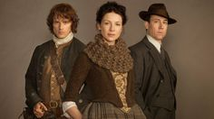 PARCA'S CHOSEN: 15 THINGS YOU DIDN'T KNOW ABOUT OUTLANDER...kinda.