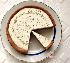 Cheesecake cu mascarpone si mousse de piure de castane - Lecturi si Arome