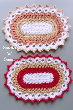 Crochet Placemat Patterns, Crochet Snowflake Pattern, Free Doily Patterns, Crochet Table Mat, Crochet Table Runner Pattern, Crochet Patron, Crochet Dollies, Crochet Designs, Dining Table