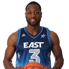 Dwayne Wade, 2012 East starting shooting guard http://alcoholicshare.org/