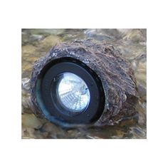 EasyPro MRL20 Underwater Halogen Rock 10 -Watt Light by Easy Pro Pond Products, us lawn and garden, EBRFK. $50.82. 10 watt simulated rock shell makes these lights very easy to hide in ponds, streams and waterfalls. Includes four colored lens. We have a lighting solution for nearly every application. The simulated rock shell makes these lights easy to hide in ponds, streams and waterfalls, they come with four colored lens to give your water feature a unique and beautiful look at ...