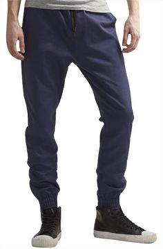 Scurry Jogger (Navy) - Seize and Desist