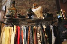 Give Or Get: 7 Awesome Chi-Town Resale Shops   Store B You won't find anything made after 1970 at this neat little Wicker Park respite, but rest assured all of its goods (even the ones from the '30s) are in tip-top shape. Owner David Ginople (who also owns Findables) started up shop with more than 2,000 pieces of clothing and accessories from the estate of a well-to-do Chicago socialite. Now, you'll find an expanded selection of home goods, etc