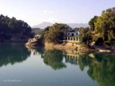 Casa en el pantano Conde del Guadalhorce