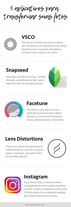 Conheça 5 aplicativos de edição que vão transformar suas fotos de celular!