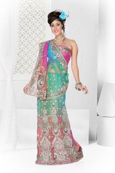 @ $413 Beautiful handwork saree with free shipping offer available only at http://www.buyindianwear.com