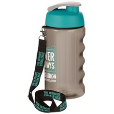 Your choice of colours (bottle & lid), choice of lid type - add a lanyard, fruit infuser or shaker ball! Top Water Bottles, Drink Bottles, Sports Bottles, Fruit Infuser, Sustainable Products, Colours, Type, Drinks, Drinking