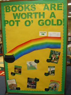 Bulletin Board - St. Patrick's Day