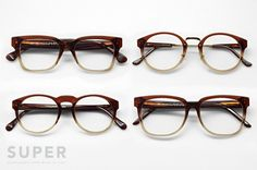 "SUPER Optical – ""Outono/Inverno"" 2012
