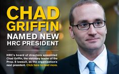 Meet Chad Griffin, the new HRC president