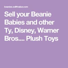 13 best beanie baby images on Pinterest  5a043464504c