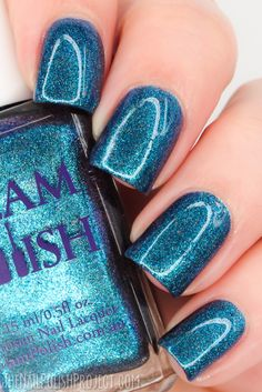20140531 Glam Polish Anduin River IMG 3942 490x734 Swatched: Glam Polish The Epic Journey Collection Pt 1