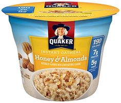 Quaker Instant Oatmeal Instant Oats Express Cups, Honey &... https://www.amazon.com/dp/B00KTYFMC8/ref=cm_sw_r_pi_dp_x_amhuybCBKK5PH