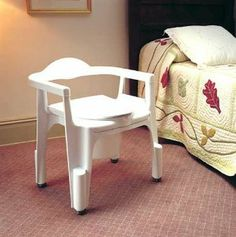Toilet Frames and Commodes: Drive Medical Folding Steel Commode ...