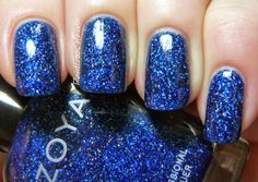 Zoya Zenith Collection - Swatches and Review - Dream