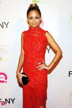 Nicole Richie is red hot!