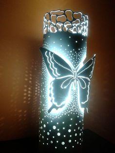 luminarias de pvc moldes - Pesquisa Google Más
