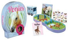 I Love Ponies Kit