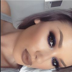 Makeup Goals, Makeup Inspo, Makeup Inspiration, Makeup Tips, Beauty Makeup, Face Makeup, Hair Beauty, Mac Makeup Looks, Love My Makeup
