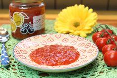 Low Carb Rezepte von Happy Carb: Tomatenmarmelade.