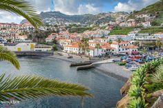Câmara de Lobos - #Madeira island.