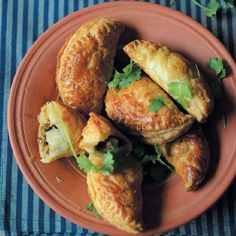 Keep puff pastry on hand to whip up these tasty curry puffs. Adjust the curry flavouring to your family's taste.