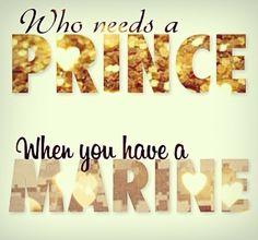 marine girlfriend