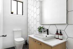 #bathroominspiration #beaumonttiles #bathroom #guestbathroom #hallharthomes H0101