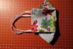 NÄHEN AM NECKAR: Neuer Schnitt für eine Maske Textiles, Handmade Home, Diy And Crafts, Sewing Patterns, Bags, Inspiration, Mascaras, Crowns, Pictures