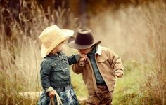 Cowboy, take me away blog, something about kids in cowboy hats that just melt my heart!