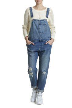 Salopette Levi's dispo ici http://et.unclejeans.com/dynclick/unclejeans-com/?ept-publisher=pinterest&ept-name=pinterest-cm&ept-mediaplan=COMMUNITY_MANAGEMENT&eurl=http%3A%2F%2Fwww.unclejeans.com%2Fp%2Fsalopette-en-jeans-levi-s-overalls-overlook-bleu-femme.html