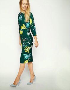 Los 10 vestidos de Asos para una invitada perfecta