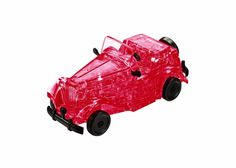 3D Crystal Puzzle Classic Car (Amazon)