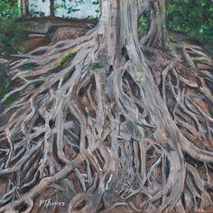 Reedy River Root Tree