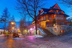 Zakopane ~ Krupowki Main Street