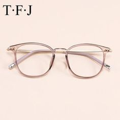 Computer Optical Transparent Glasses Frame Glasses Women Men Grade Female Clear Spectacle Frame Eyewear Frames for Glasses - Eyewear Frames - Brille Transparent Glasses Frames, Fake Glasses, Red Cat Eye Glasses, Hipster Glasses, Womens Glasses Frames, Cute Glasses Frames, Types Of Glasses Frames, Specs Frames Women, Glasses Trends