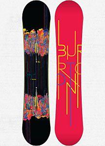 Feelgood Snowboard - Burton Snowboards