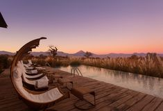 Tierra Atacama Hotel & Spa shines as brightly as the stars that twinkle above it by night: the hotel is brilliantly placed for astrological – and other – adventures.