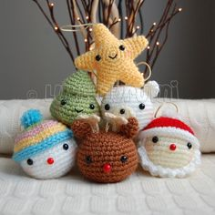 Cute Christmas patterns!