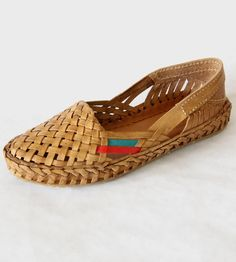 Leather City Slippers | Women's Accessories | Mohinders Shoes, Inc. | Scoutmob Shoppe | Product Detail