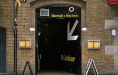 Bunker Bar — Ideas Factory