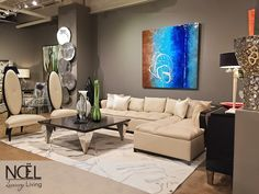 The Power Of Luxury At Noel Furniture! The Most Beautiful Home Furnishings,  Professional Interior