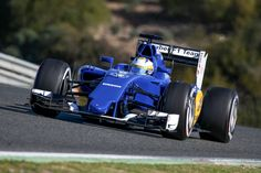 2015 pre-season test in Jerez. Day 4. Marcus Ericsson. Sauber F1 Team. ► Everything about the car and drivers: www.sauberf1team.com - #F1 #SauberF1Team #ME9 #MarcusEricsson #FN12 #FelipeNasr #SauberC34 #FormulaOne #Formula1 #motorsport #photography