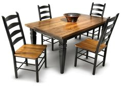 Woodcraft sells handmade solid wood furniture in Toronto & across Canada. Custom built, quality Dining Tables, Chairs, Bedroom Sets, Office Desks & more! Condo Furniture, Solid Wood Furniture, Kids Furniture, Square Dining Room Table, Kitchen Dining Sets, Kitchen Ideas, Harvest Kitchen, Bedroom Sets, Wood Crafts