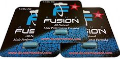 Bluefusion Male Performance Enhancement Supplement 3 Capsules -- Additional info @