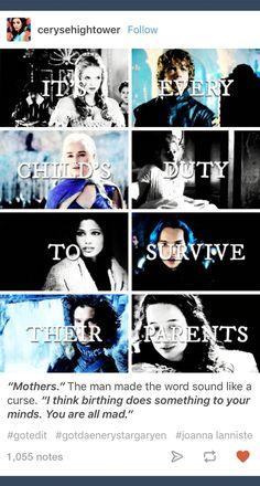 GoT; ASOIAF; Game of Thrones; Aegon Targaryen; Elia Martell; Tyrion Lannister; Joanna Lannister; Jon Snow; Lyanna Stark; Daenerys Targaryen; Rhaella Targaryen