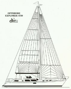 2000 Hans Christian Offshore Explorer 4750 Sail Boat For Sale - www.yachtworld.com
