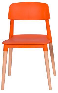 ECCO pomarańczowy